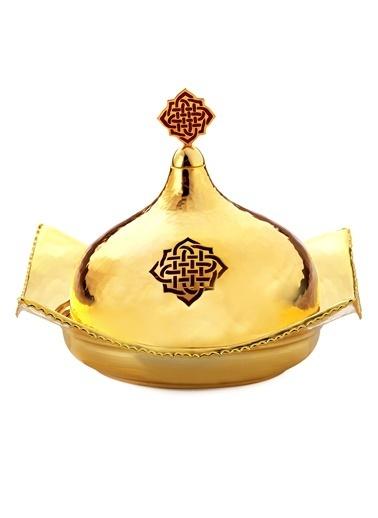 Çoruşuhlu Altın Kaplama Sahan-Decoristan